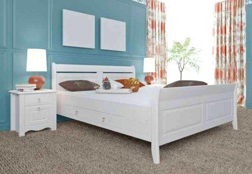 Кровать Бейли с ящиками 160х200 арт.87160\88160\82160