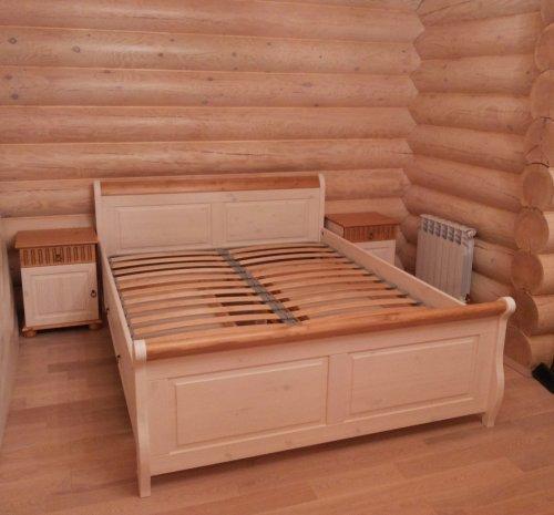 "Кровать ""Бейли"" 82160/87160/88160 (1600х2000 мм)."