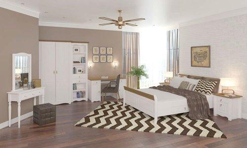 Кровать Бейли с ящиками 180х200 арт.87180\82180