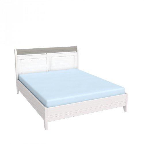 Кровать Бейли без изножья 82140N/87140N/88140N (1400х2000 мм)