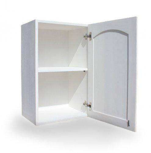 Шкаф настенный (600 мм) с 1-ой дверью «Викинг GL» с полкой №29